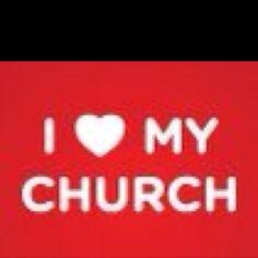 I love my church!!