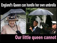 Wow I think the queen is a man and Obama is a lady Haha Funny, Funny Cute, Funny Shit, Funny Memes, Funny Stuff, Random Stuff, Funny Things, Awesome Stuff, Random Things