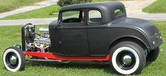 '32 FORD 5 WINDOW COUPE STREET? HOT? RAT? ROD!!!