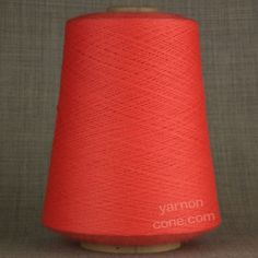 Pure Merino Wool - 2/30s - Coral Pink