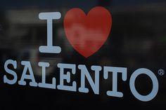 I love Salento...