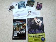 Envoyé par nos fans - Photo dotation suite au concours SUBLIMES CREATURES sur #GONG