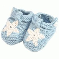 Pebble Baby Shoes - duck egg blue #organic