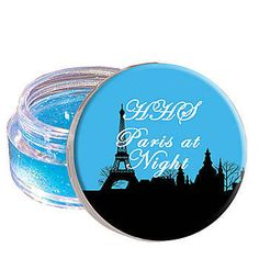 Our exclusive Paris Skyline Personalized Lip Gloss features a background with the skyline of Paris including the Eiffel Tower. Each lip gloss measures 5/8 x 1 1/8 inches.