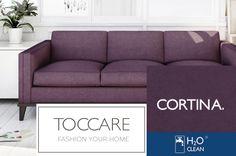 Poťahová látka CORTINA - TOCCARE Sofa, Couch, Love Seat, Furniture, Home Decor, Homemade Home Decor, Small Sofa, Sofas, Home Furnishings