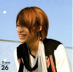 Ueda Tatsuya ; KAT-TUN Calendar : 07/26