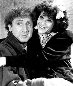 Haunted Honeymoon... Gene Wilder & Gilda Radner, two of my all time favorites!
