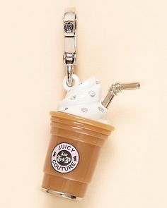 juicy couture charm <3