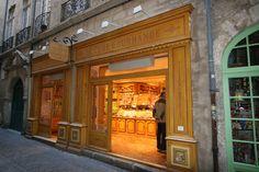 Sweet Shop in Pezenas, Herault, France