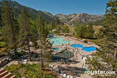 Resort at Squaw Creek - Squaw Valley | Oyster.com Review