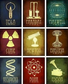 Evolution in Science…DNA was Rosalind Franklin in fact.like so many female scientists she was never honored for her work. plakat Evolution in Science… Nikola Tesla, Science Facts, Science Symbols, Science Humor, Dna Facts, Funny Science Posters, Science Tees, Science Images, Science Quotes