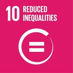 Reduced inequalities http://www.un.org/sustainabledevelopment/sustainable-development-goals/