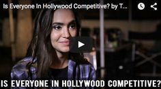 Is Everyone In #Hollywood #Competitive ? by #TeriAndrez From the New #Film #LIMELIGHT    #film #acting #actress #actresses #actingtips #casting #auditions #movies   #paulvandervort #actorslife
