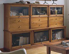 Estanteria composicion 6 Colonial Helsinky   Material: Madera de Abeto   Existe la posibilidad de realizar el mueble en diferente color de acabado, ver imagen de galeria... Eur:2791 / $3712.03