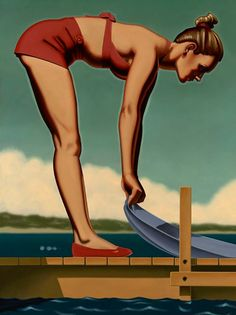 Kenton Nelson - Wish I Was There One
