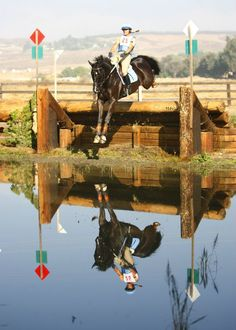 Hope to get my chance to check this shot off my bucket list this winter! Cross Country Jumps, Show Jumping, Horse Pictures, Equine Photography, Horse Love, Show Horses, Horse Riding, Horseback Riding, Dressage