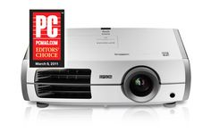 PowerLite Home Cinema 8350 1080p 3LCD Projector is a well balanced projector for the money.  I have seen it in action.  Be sure you youtube reviews to see.  You may get the 8345 which is a favorable little brother if you are going to watch in a complete dark room without any ambient lighting.