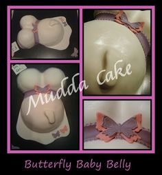 butterfly baby belly