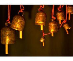 handmade rare tuned mixedmetal bells