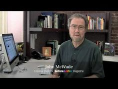 Design on a square grid, part 1 - YouTube with John McWade of BeforeAndAfter