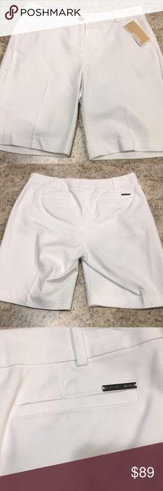 Michael Kors Shorts. Size 4. NWT Brand new and so cute! Originally $100. Buy now and save. Michael Kors Shorts Bermudas