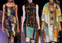 Milan Womenswear Print Highlights Part 2 – Spring/Summer 2015 catwalks