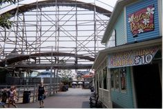 Geauga Lake Amusement Park, Amusement Parks, Cuyahoga Falls, Riders On The Storm, Cleveland Rocks, Big Dipper, Summit County, Cedar Point, Akron Ohio