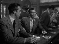The Big Clock (1948) Film Noir. Ray Milland , Dan Tobin, John Farrow,