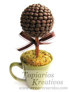 Arbolillo Granos de Café Taza – $24.00 PEDIDO BAJO ENCARGO