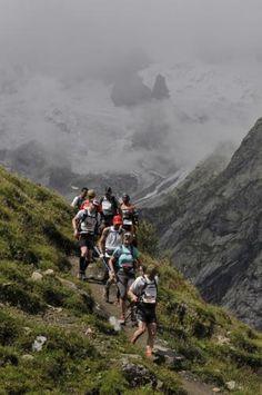 Reprise UTMB® 2010  © The North Face® Ultra-Trail du Mont-Blanc®- Pascal Tournaire