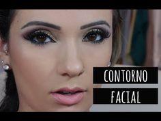 Contorno Facial para todos os formatos de rosto, com produtos baratinhos...