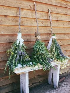 hellenic pagan and eclectic witch ✧lauren Witch Wedding, Pagan Wedding, Wedding Broom, Celtic Wedding, Magical Wedding, Fall Halloween, Halloween Crafts, Halloween Decorations, Altar Decorations