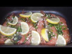 GAMBERONI AL FORNO IN 1 MINUTO | ricette veloci | FoodVlogger - YouTube Cobb Salad, Pasta, Carne, Food, Youtube, Recipies, Essen, Meals, Yemek