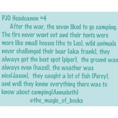 headcanons percy jackson - Google Search<<<<< But Percy would never eat fish, they're like his brothers