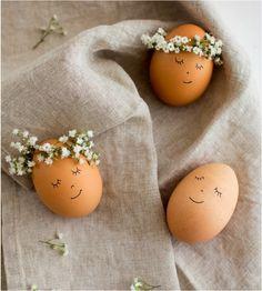 26 Alternative Ways To Make Decorative Easter Eggs