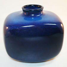 Gräflich Ortenburg West German Pottery Vase • Rare • 70s Modernist Design