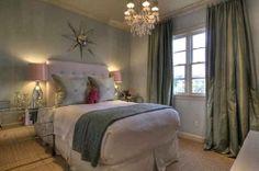 teen bedrooms for girls   Glamorous Teen Girl Bedroom Using Cool Colors — Dobel