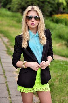 Pastel ( Sunglasses & Blazers )