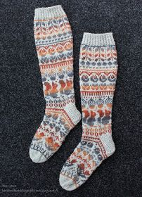 Tavaroiden taikamaailma: Metsäretket miesten koossa Wool Socks, Knitting Socks, Learn How To Knit, Pullover, Vintage Wool, Handicraft, Mittens, Projects To Try, Slippers