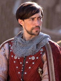 Blake Ritson as Henry III in World Without End