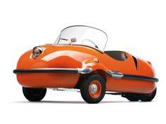 1956 Avolette Record Deluxe                                                                                                                                                                   Estimate:$45,000-$55,000 US