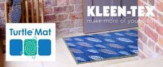 The Turtle Mat Company Joins Kleen-Tex. #kleentex #turtlemat