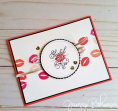#tgifc90 Stampin' Up! Sealed With Love by Jeanna Bohanon