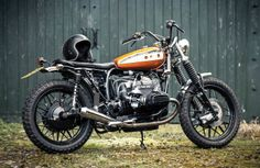 Dust Motorcycles - Dales Tracker.