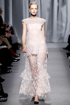 Frida Gustavsson, Chanel Spring 2011 Couture - Collection - Gallery - Style.com