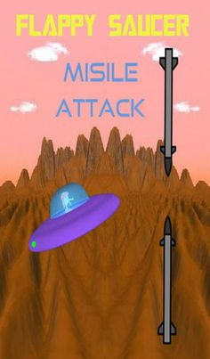 Giose Gai | Games | iPhone | Flappy Saucer $0.00 | ver.1.0| $0.99 | The Flappy craze continues with this new version of the popular game series.Maneuver the UFO around the missiles and avoid the imminent attack!The ...
