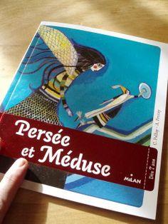 Persée et Méduse - Christine Palluy,Aurélia Fronty