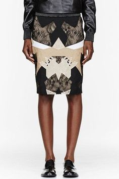 givenchy lace skirt : 50 Stunning, Super-Expensive Skirts We'll Be Dreaming About For Weeks : Lucky Magazine