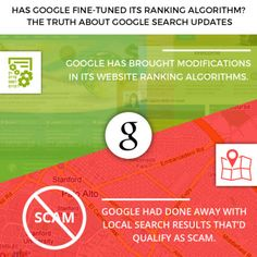 The truth about Google search updates. Grapevine has it that the world's most…