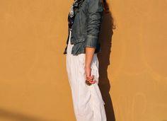 ACG's lead fashion stylist, Hanna Garner